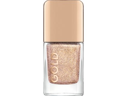 CATRICE -  Lak na nehty Gold Effect 04 Secret Adoration
