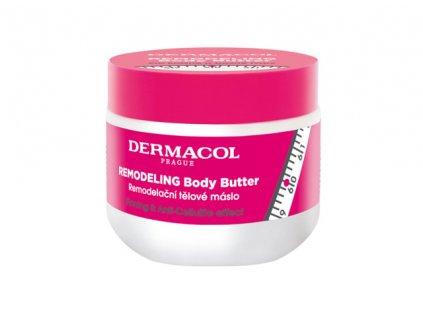 Dermacol - Remodelační tělové máslo zpevňující a proti celulitidě
