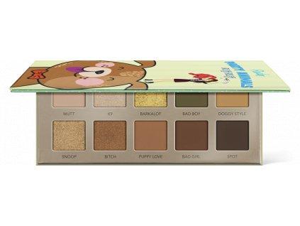 Rude Cosmetics - Paletka stínů Party Animals 10 RUff RUff Dog