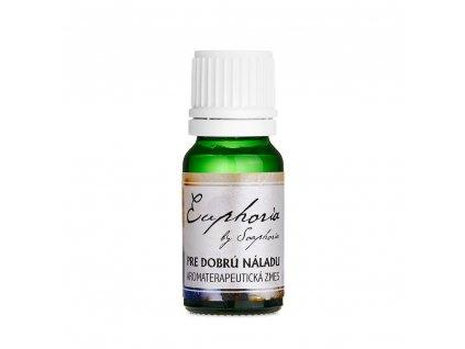 Euphoria by Soaphoria -  Pro dobrou náladu - aromaterapeutická směs přírodních silic 10ml - Silice