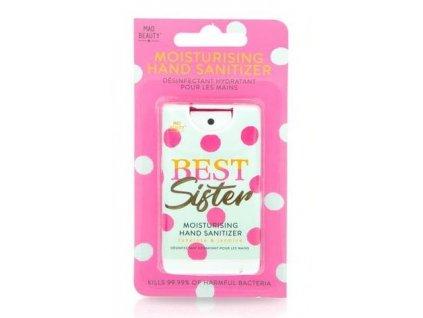 MAD Beauty - Antibakteriální sprej na ruce BEST SISTER