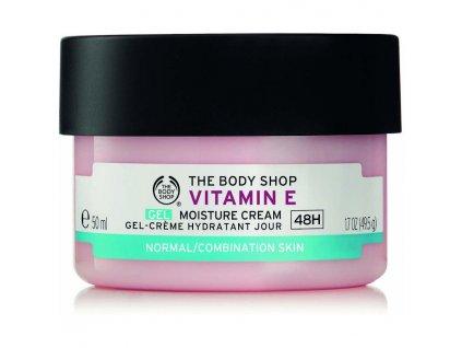 The Body Shop - Hydratační krém s vitamínem E 50ml