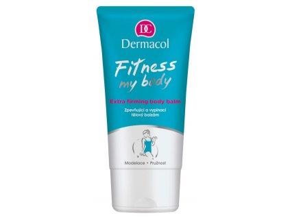 Dermacol - Zpevňující a vypínací tělový balzám Fitness my body