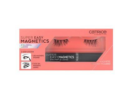 CATRICE - Magnetické řasy a oční linky Super Easy Magnetics 010