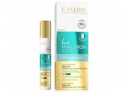 EVELINE - Bio Hyaluron Expert Oční roll-on chladivý 15ml