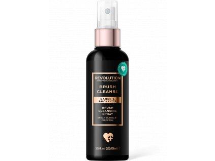 Makeup Revolution - Antibakteriální čistící sprej na štětce