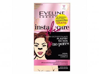 EVELINE -  Insta Skin Care Čistící náplasti proti černým tečkám