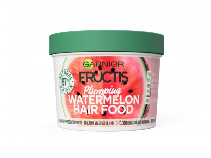 Garnier - Fructis Hair Food Maska na vlasy Plumping Watermelon 390ml