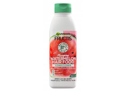 Garnier - Fructis Hair Food balzám na vlasy Plumping Watermelon 350ml