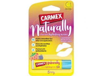 Carmex - Balzám na rty Naturally Berry 4,25g