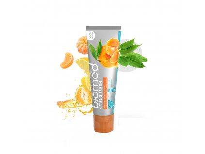 SPLAT - BIOMED Citrus Fresh zubní pasta s citrusy pro dlouhotrvající svěží dech, 100 g
