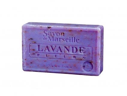 Le Chatelard - Mýdlo 100 g - Levandulové květy