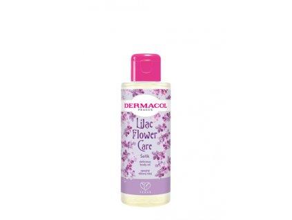 Dermacol - FLOWER CARE Tělový olej - šeřík
