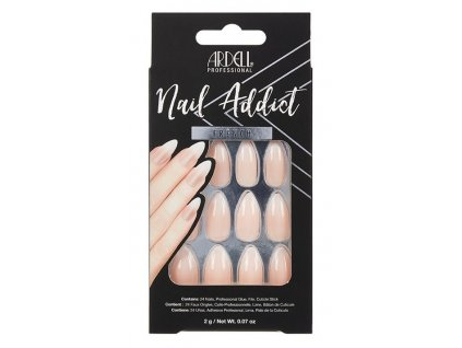 Ardell - Nehty Ardell Nail Addict FRENCH OMBRE (24 ks)