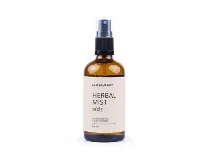 Almara Soap - Herbal mist RŮŽE 100ml
