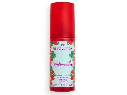 I ♥ REVOLUTION - Fixační sprej na make-up Dewy Watermelon