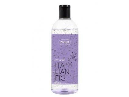ZIAJA -  sprchový gel italský fík 500ml