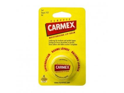 Carmex - Balzám na rty Classic v kelímku 7,5 g
