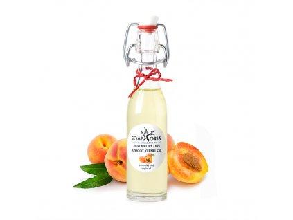 vyr 3320marhulovy olej apricot oil 100 z ekogolickeho polnohospodarstva