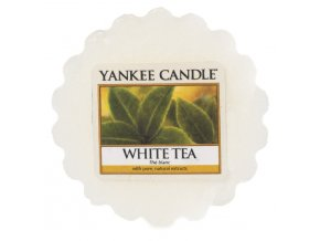 Yankee candle - Vonný vosk do aromalampy WHITE TEA