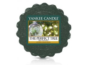 Yankee candle - Vonný vosk do aromalampy THE PERFECT TREE