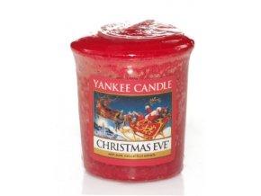Yankee candle - Vonná svíčka votivní CHRISTMAS EVE