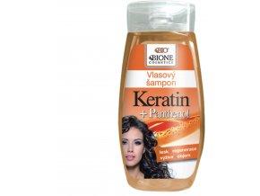 BIO PANTHENOL KERATIN vlasovy sampon new 2