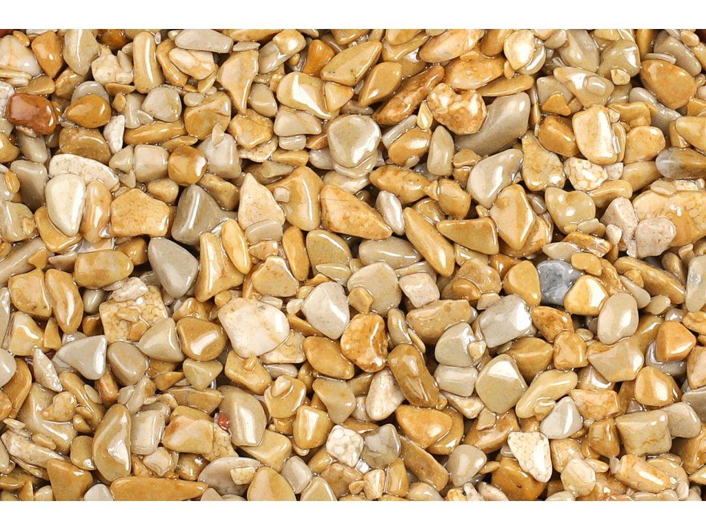 Kamenný koberec 26 kg (Zrnitost (velikost kamienkov) 4 - 7mm)