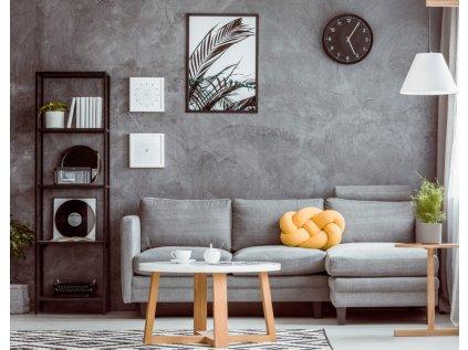Designová betonová stierka 20 Kg - Grafit  (vrátane penetrácie a finálneho laku)