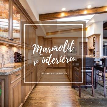 Marmolit v interiéru - jak a kam ho použít?