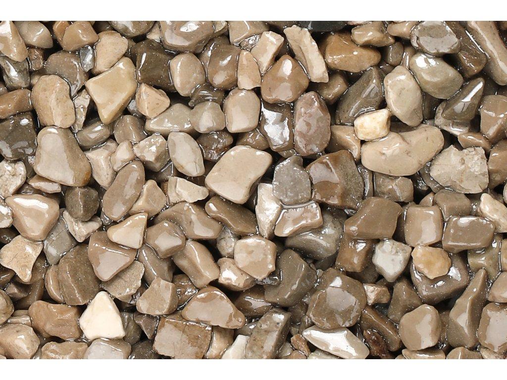Kamenný koberec 26 kg (Zrnitost (velikost kamínků) 4 - 7mm)