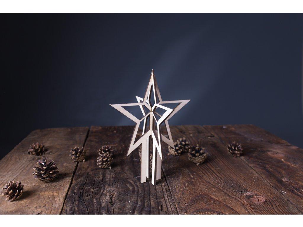 Vianočná špička na stromček  #Vianoce#
