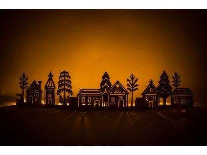 Vianočná dedinka  #VIANOČNÁ DEDINKA#