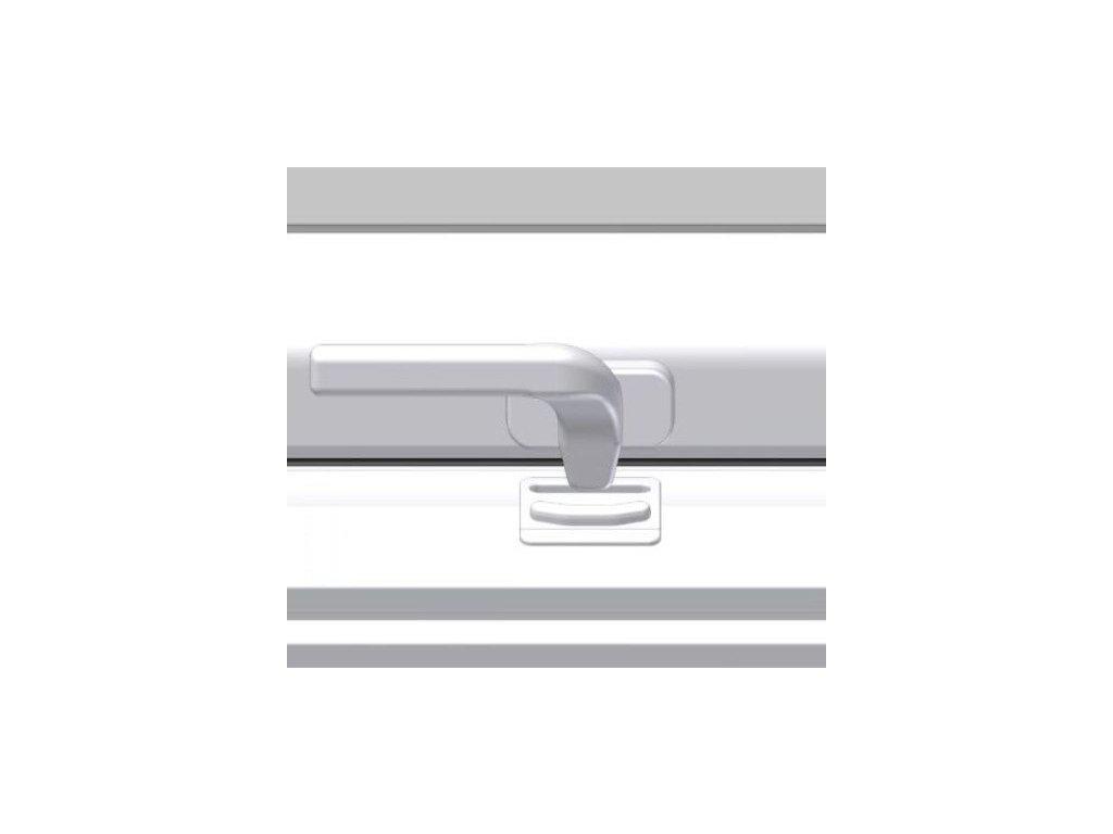 Plastové střešní okno 78x140 Skylight Thermostyle s Lemováním