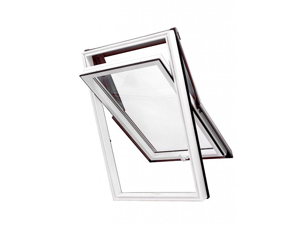 Plastové střešní okno 94x118 Skylight Thermostyle s Lemováním