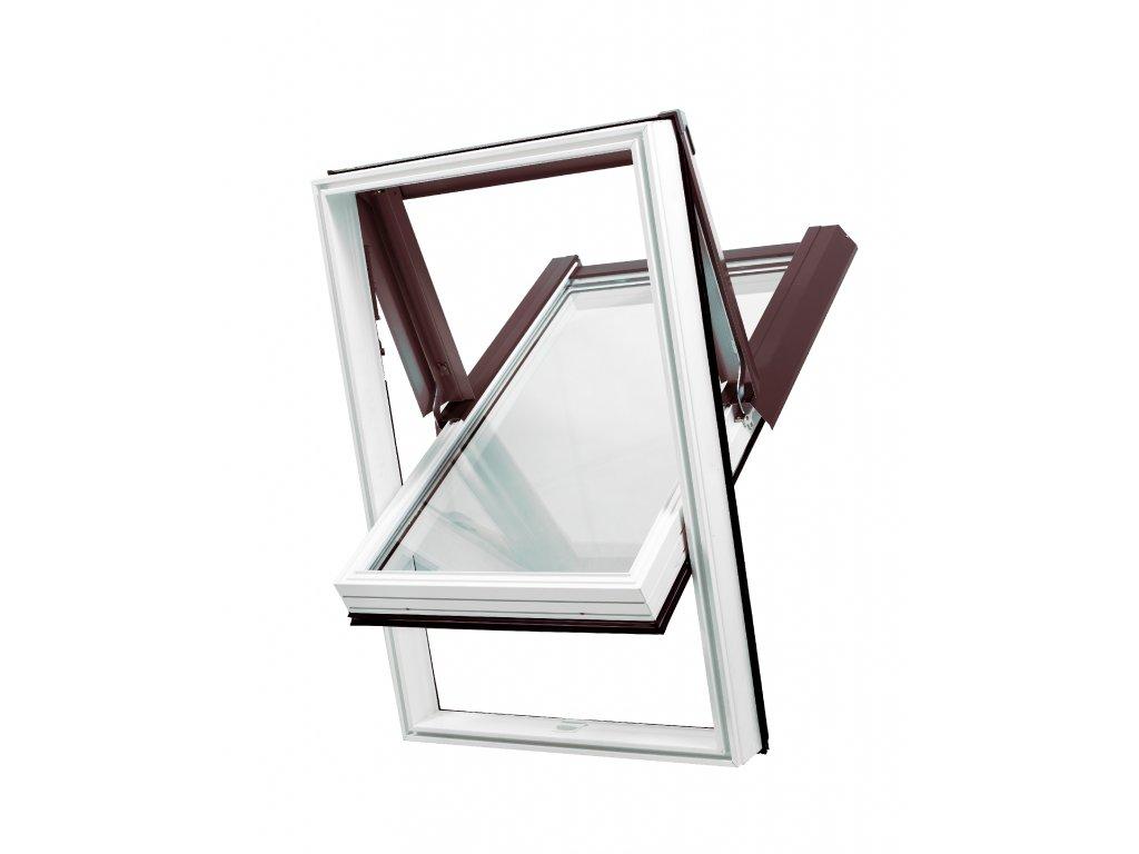 Plastové střešní okno 78x160 Skylight Thermostyle