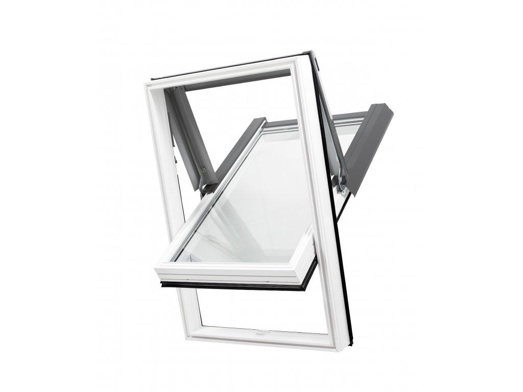 skylight okno 1 antracit n