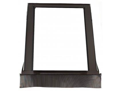 Plastové střešní okno 78x98 Skylight Thermostyle s Lemováním