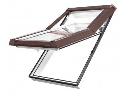 Plastové střešní okno 94x140 Skylight Thermostyle