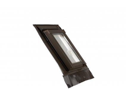 Plastový střešní výlez 45x73 Skylight LOFT Thermostyle s Lemováním