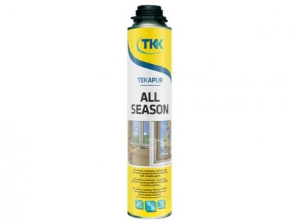 Tekapur all season pu pena montazni 800 ml pistolova