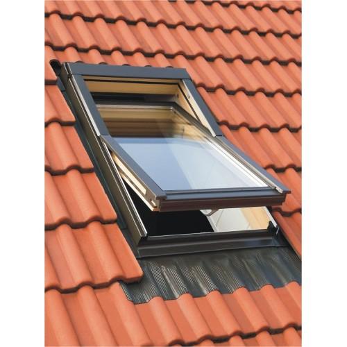 Střešní okno 78x98 EN s Lemování OMAN