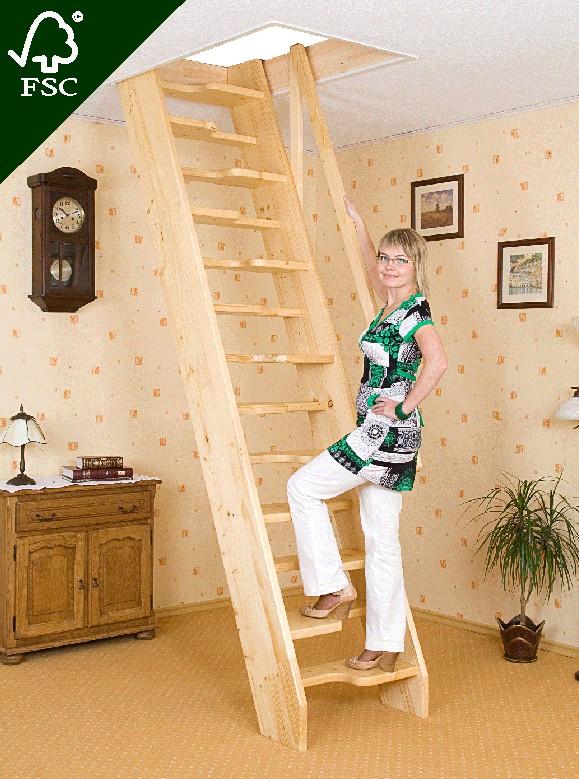 Mlynářské schody kachní - šířka 60 cm Výška schodu: 80 cm.