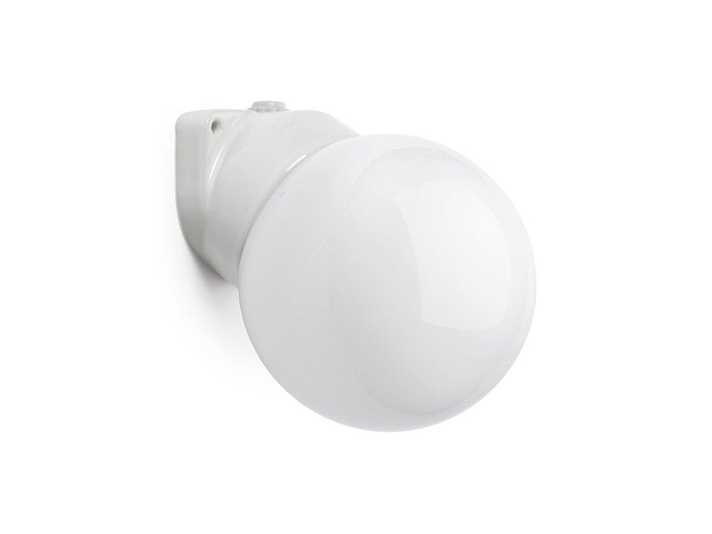 100797 Lisilux nástěnné světlo kulata krytka