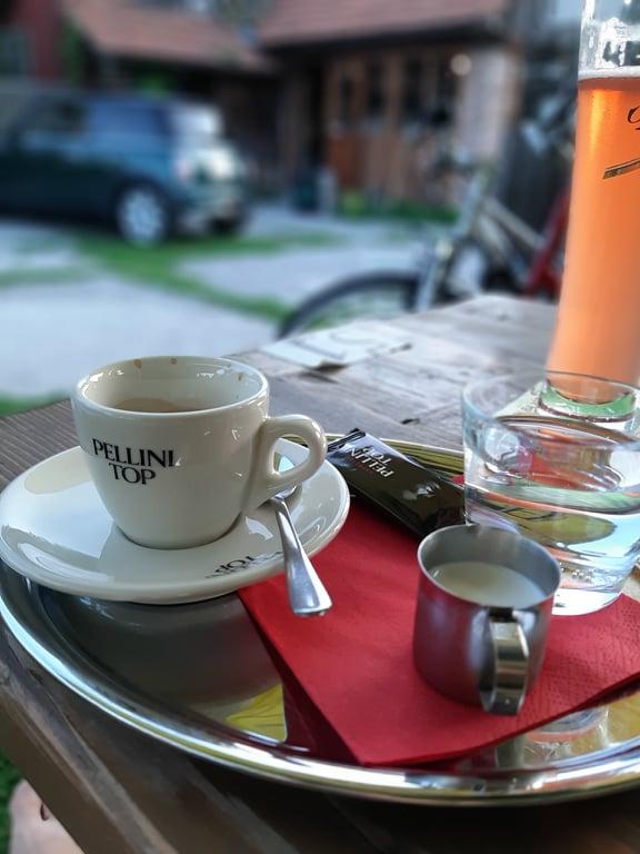 Kam (nielen) na kávu na Liptove