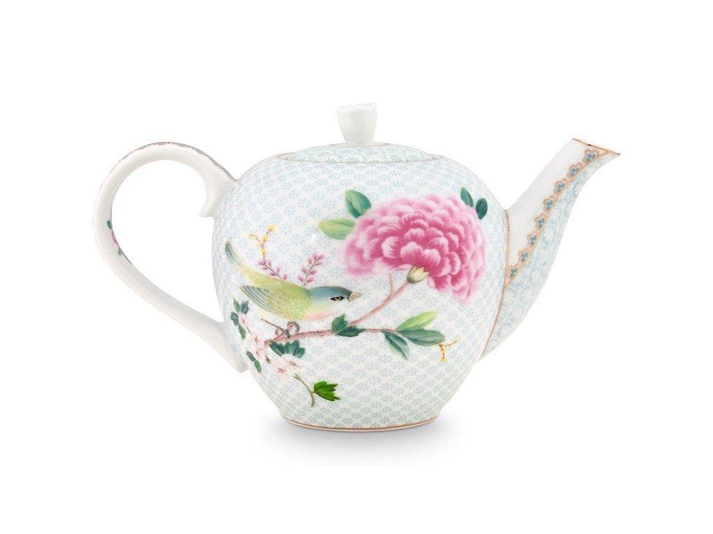 čajník pip studio white