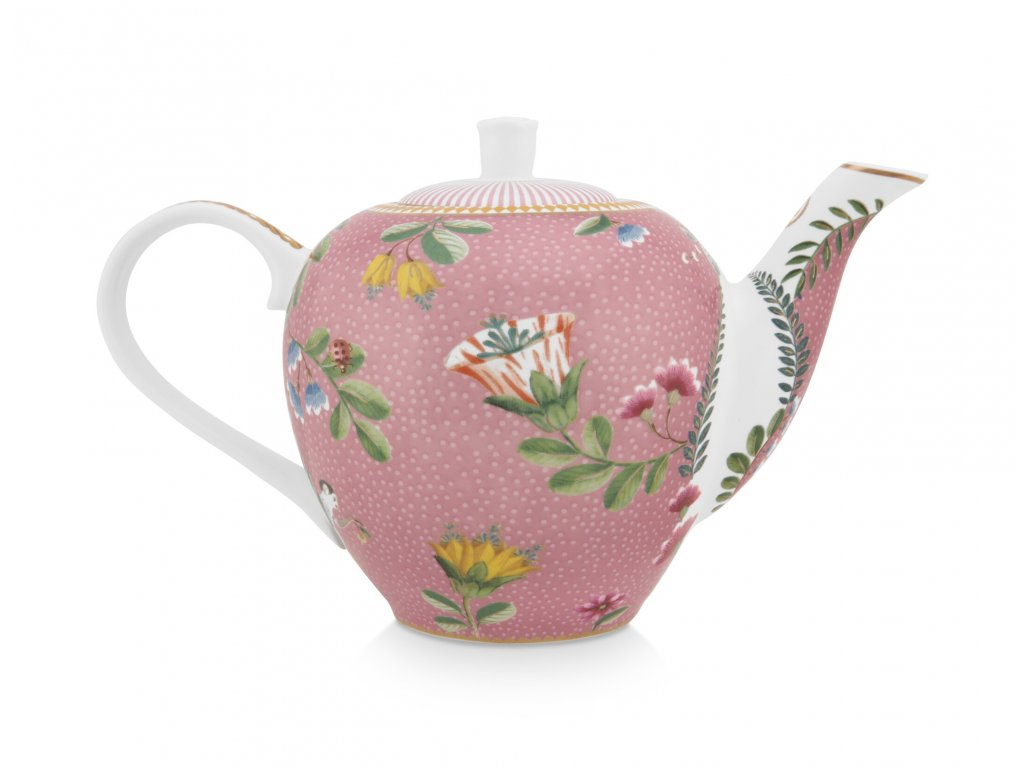 Čajník La Majorelle pink 750 ml
