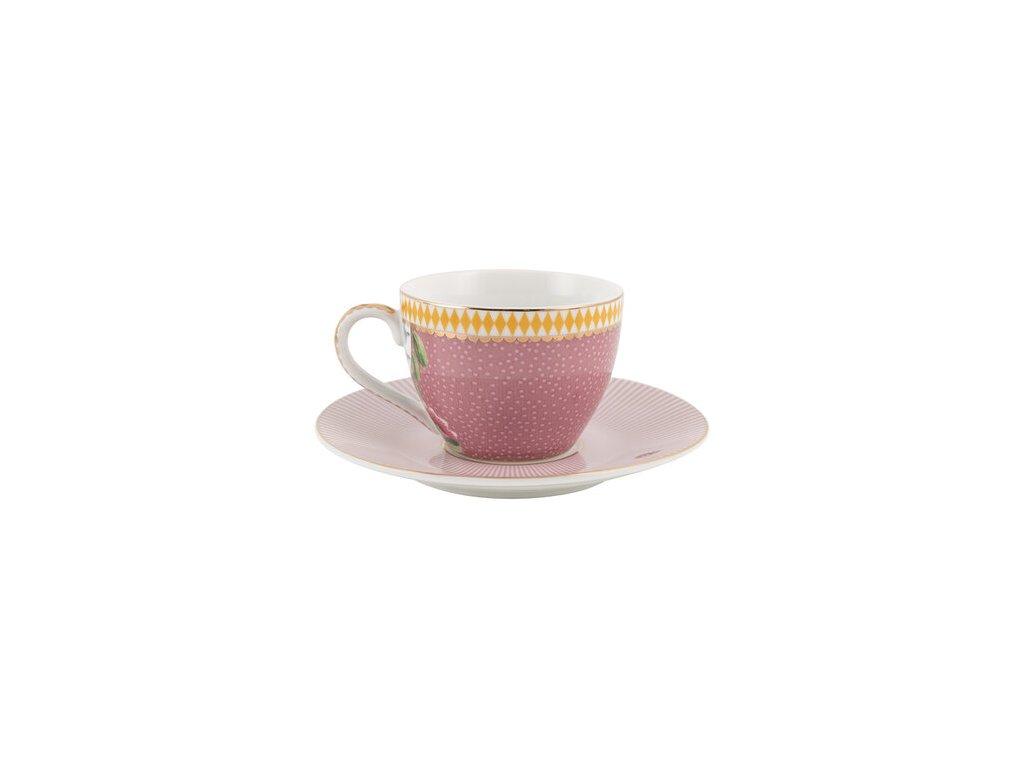 espresso la majorelle pip studio pink