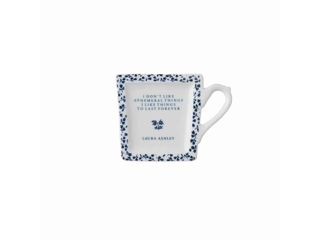 tanierik na čajové vrecúško