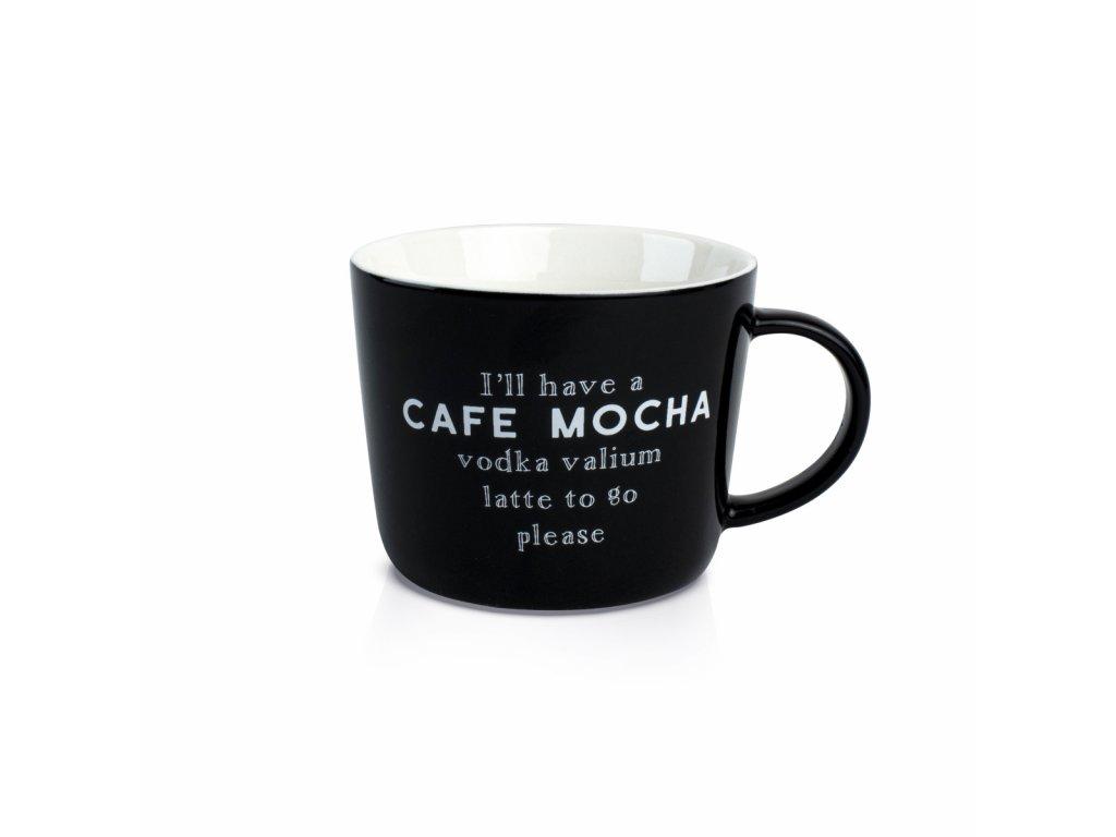 Hrnček káva vitpný popis